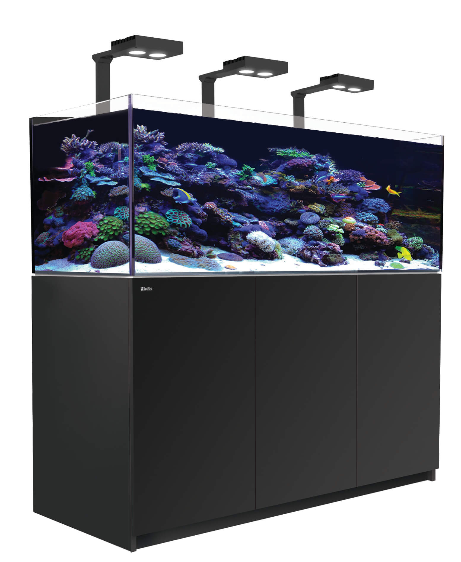 Reefer Deluxe XL 525 w/ AI Hydra LED Black