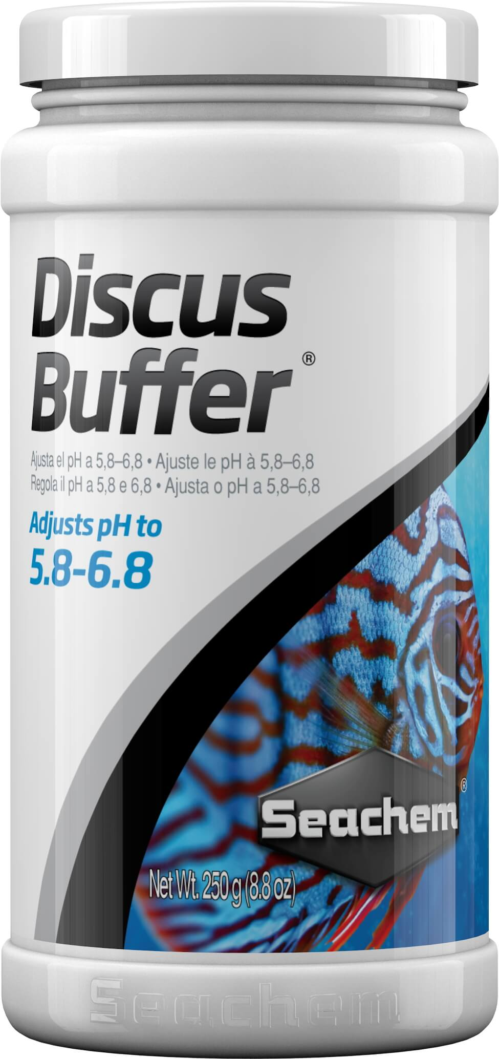 Dry Discus Buffer 250g