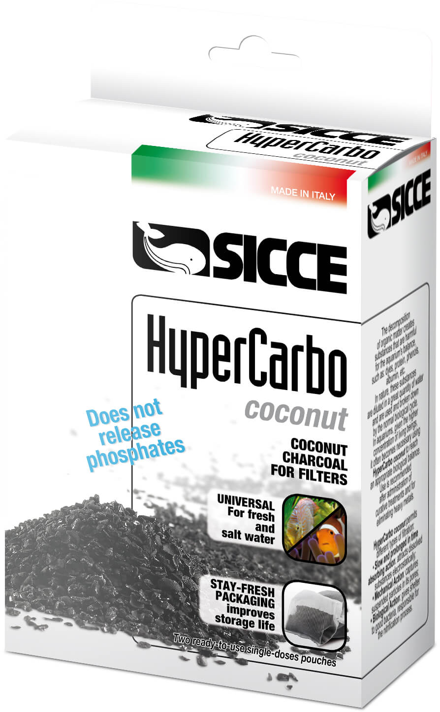 HyperCarbo Coconut Carbon 2x150g