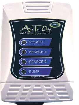 Auto Top Off-Water Level Controller