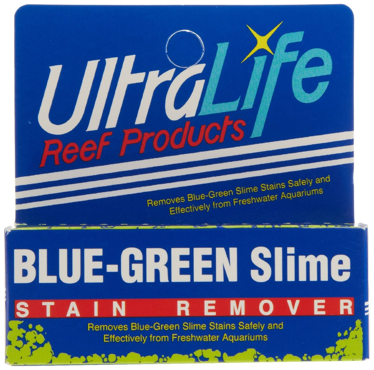 Blue Green Slime Stain Remover