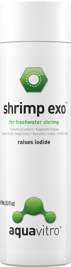 AquaVitro Shrimp Exo (iodide) 150ml