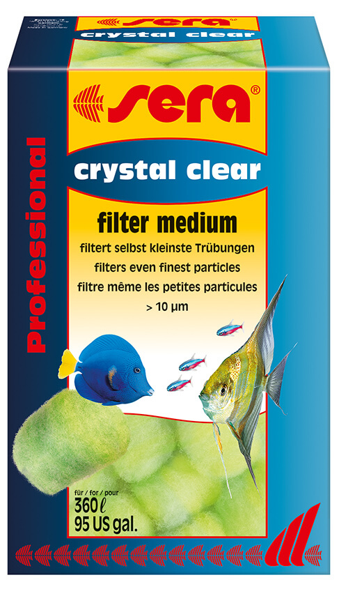 Crystal Clear Professional 12 Pcs.