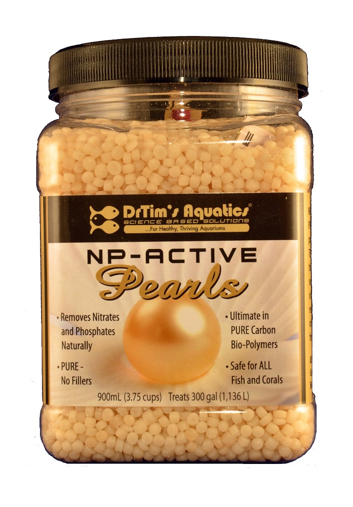NP-Active Biopellet Pearls 900ml