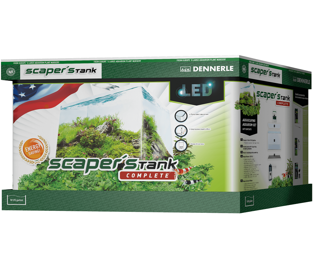 10 Gallon Scaper's Tank Kit