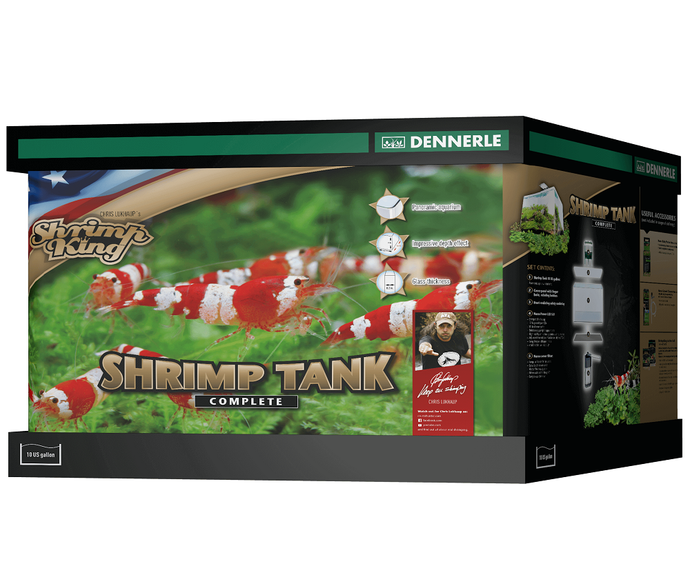 10 Gallon Shrimp Tank Kit