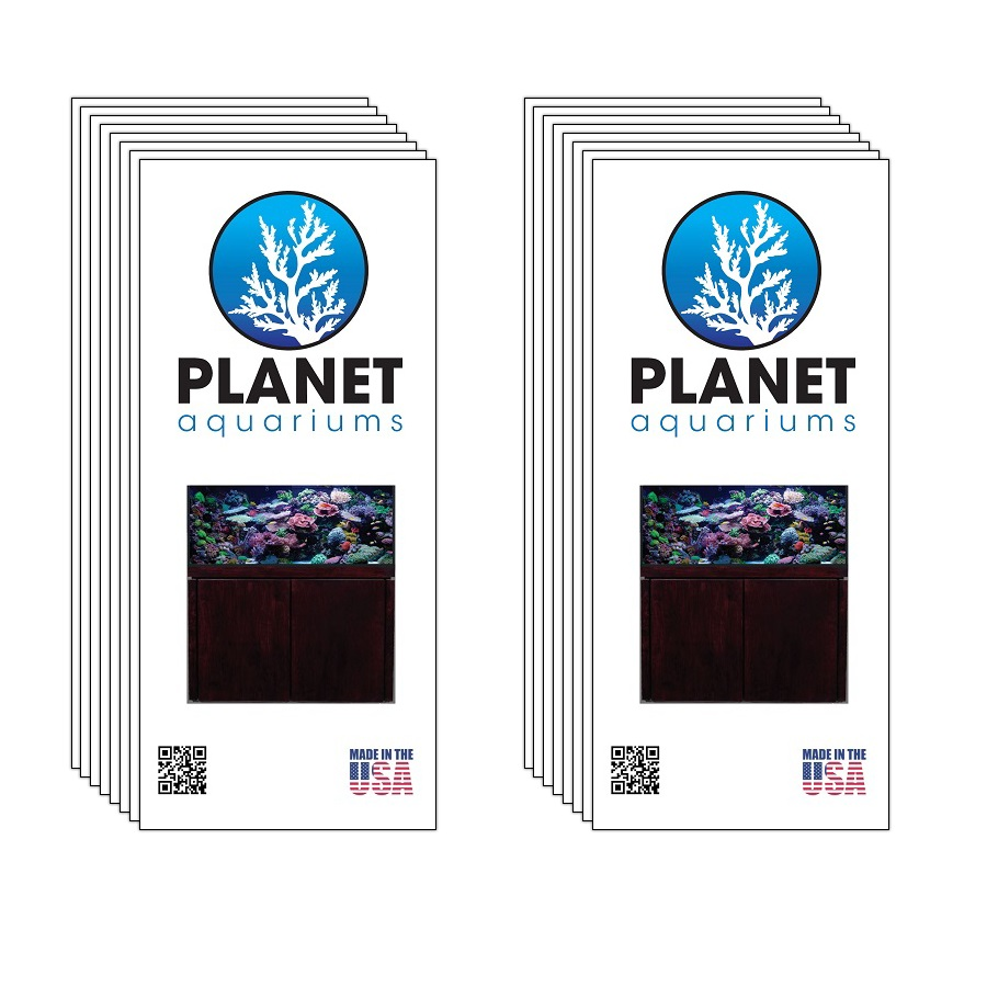 Brochure - Planet Aquariums, 50ct