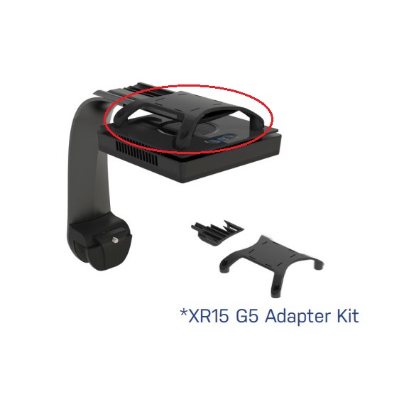 XR15 G5 Single Arm RMS Adapter kit