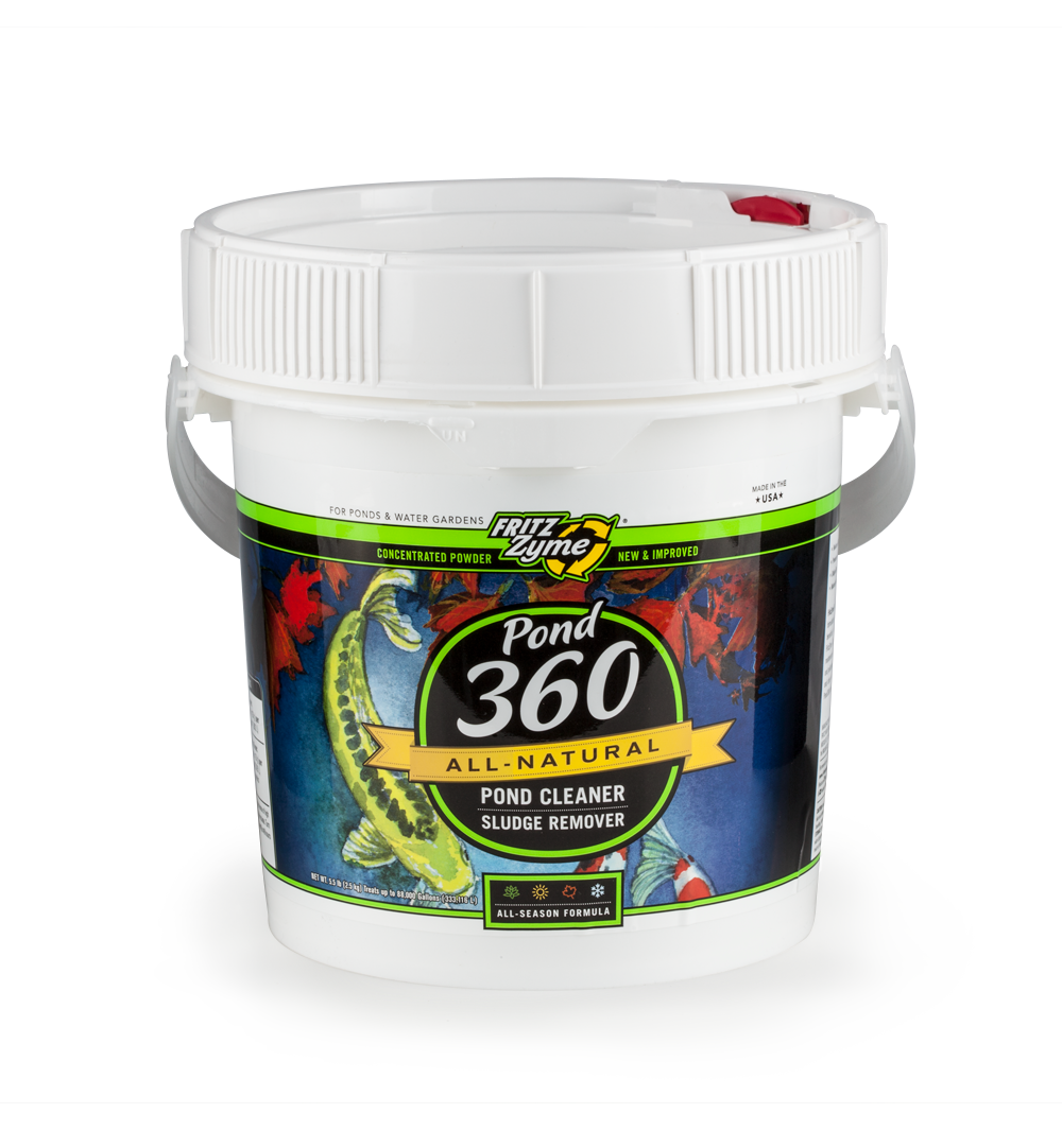 FritzZyme 360 Biological Aquarium Cleaner Pond Cleaner 5.5lb