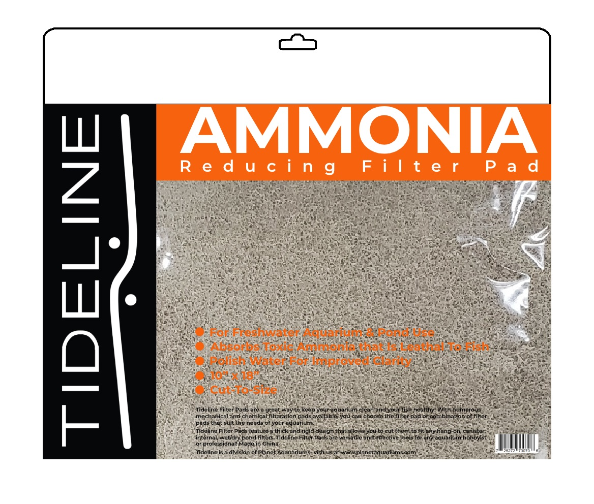 Ammonia Removal Filter Pad 10x18