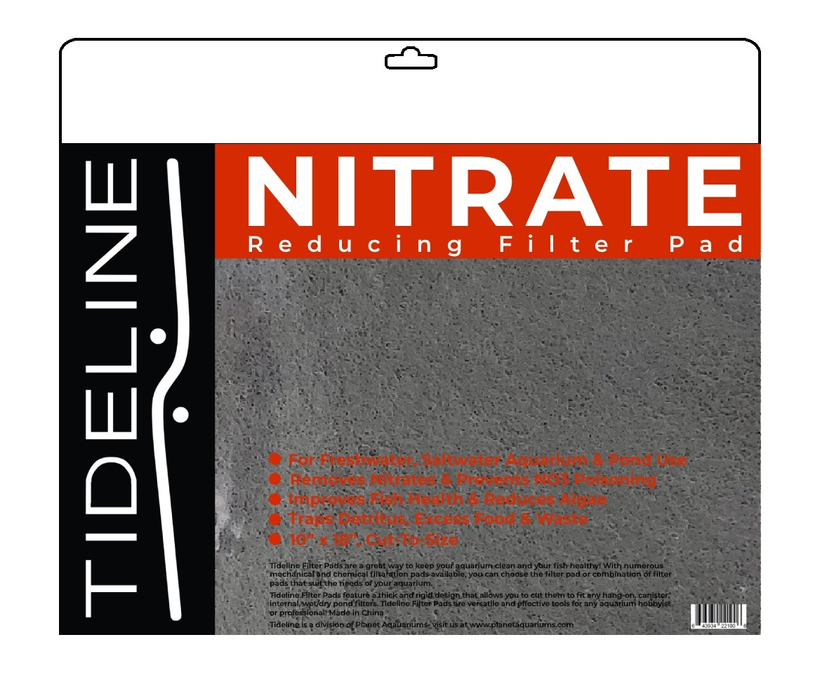 Nitrate Removal Filter Pad 10x18